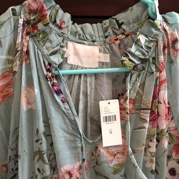 Anthropologie Dresses & Skirts - Anthropologie floral dress
